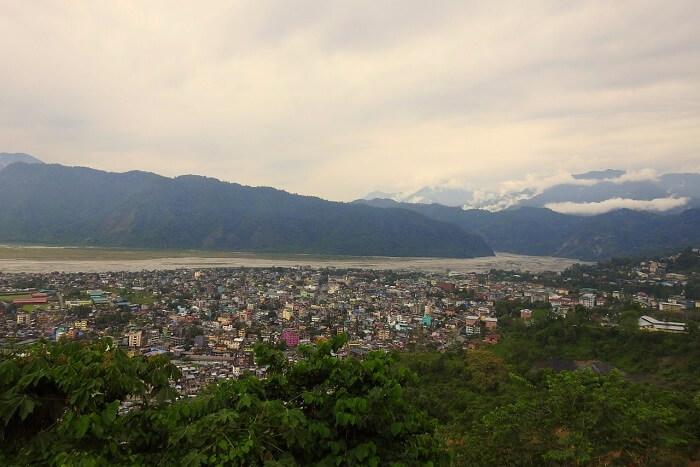 rohit bhutan family trip travelogue thimphu