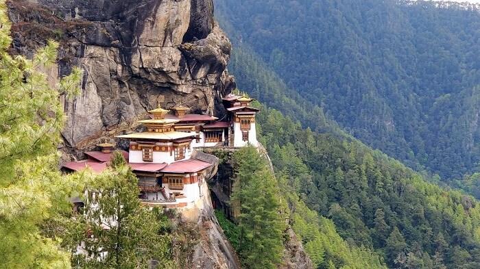 rohit bhutan family trip travelogue tigers nest