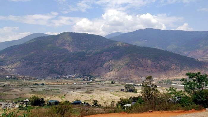 rohit bhutan family trip travelogue views