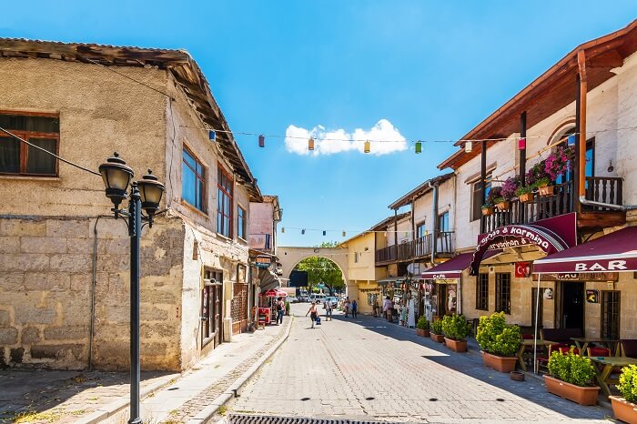 Town Of Avanos