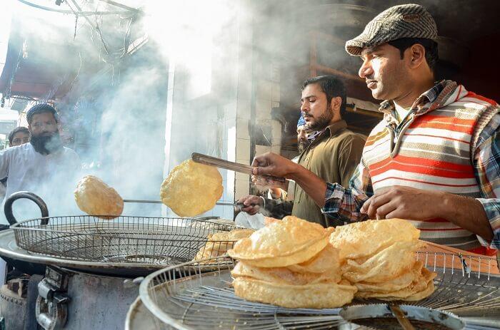 street food in amritsar