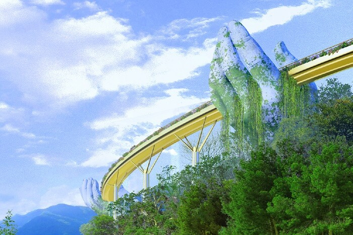 vietnam bridge intext
