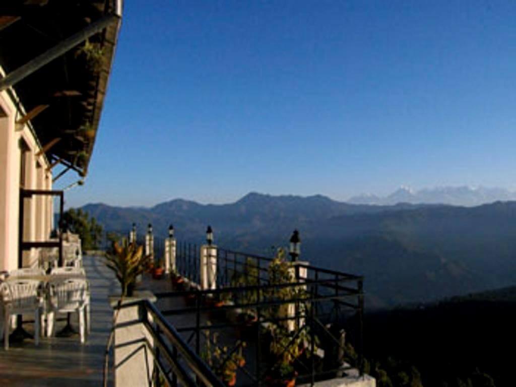 balcony of woodsvilla