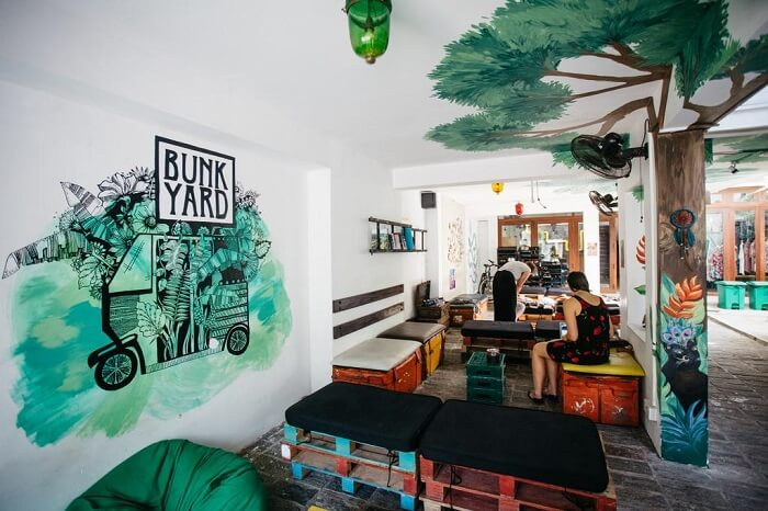 Vibrant Hostels in Sri Lanka