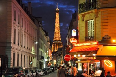 streets of france