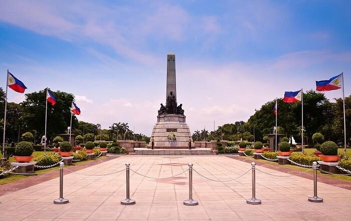 The Rizal Park