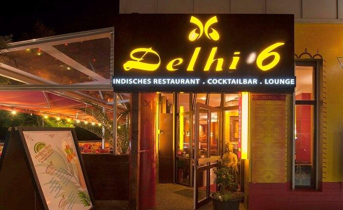 Delhi 6 Indisches Restaurant