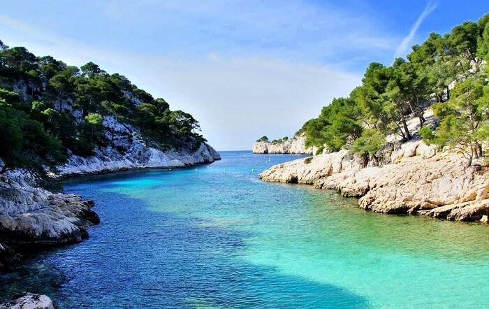 beaches close to Marseille