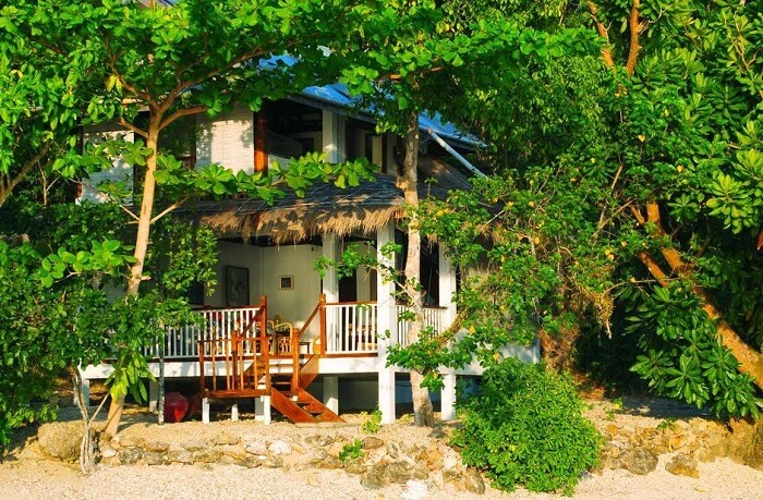 Alam Indah Beach Villa