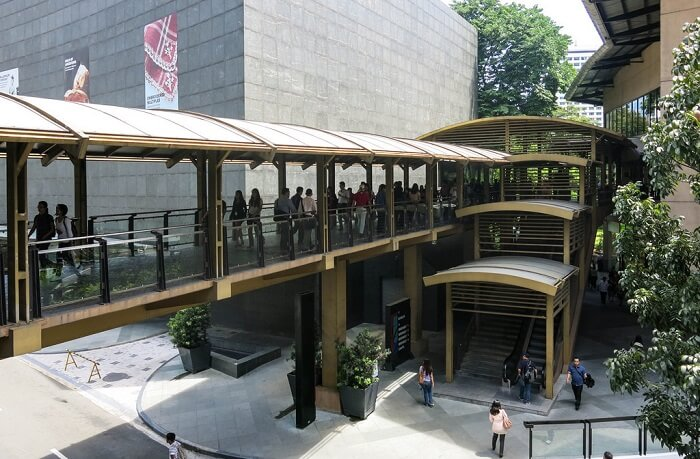 The Greenbelt Mall Manila