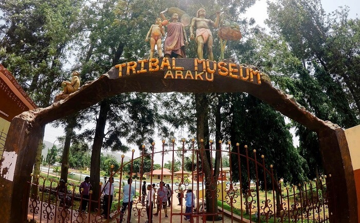 Araku Tribal Museum