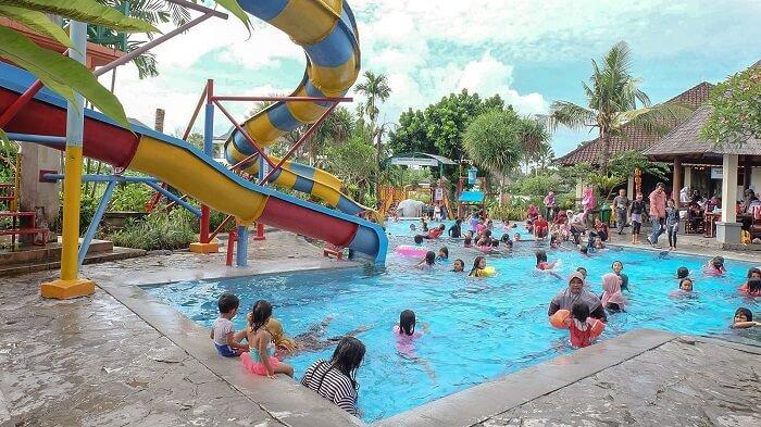 Taman Segara Madu Water Park