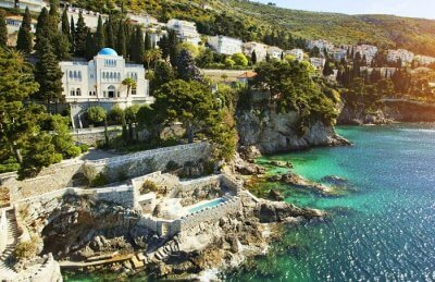 Luxury villas in Croatia