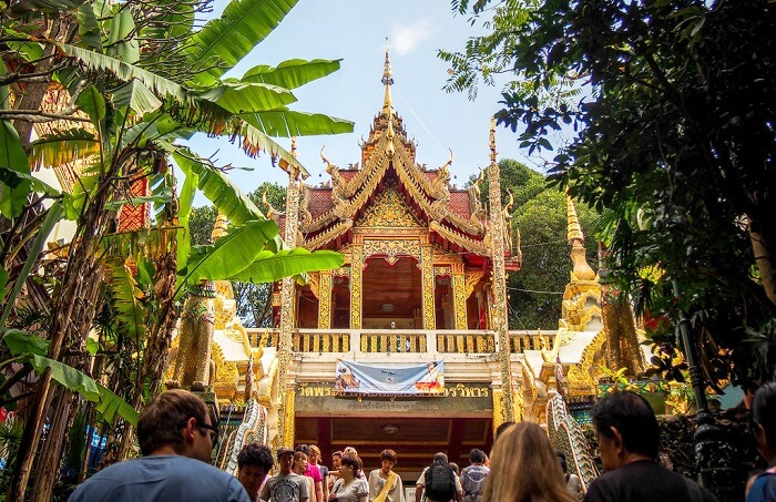 About Wat Phra That Doi Suthep