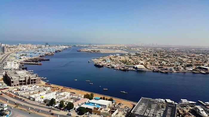 Ajman Corniche