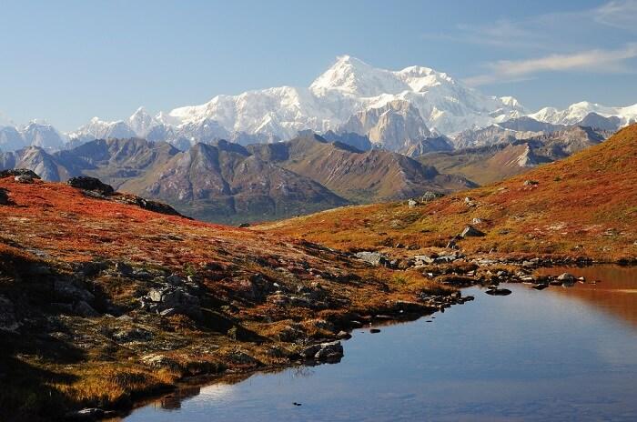 Alpine Lakes Denali National Park