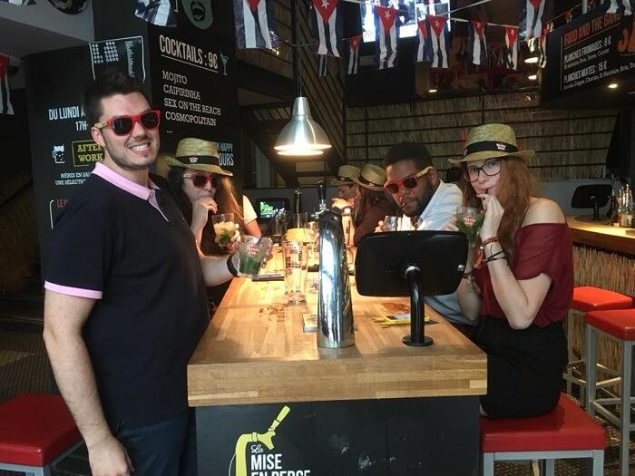 bar in frnace