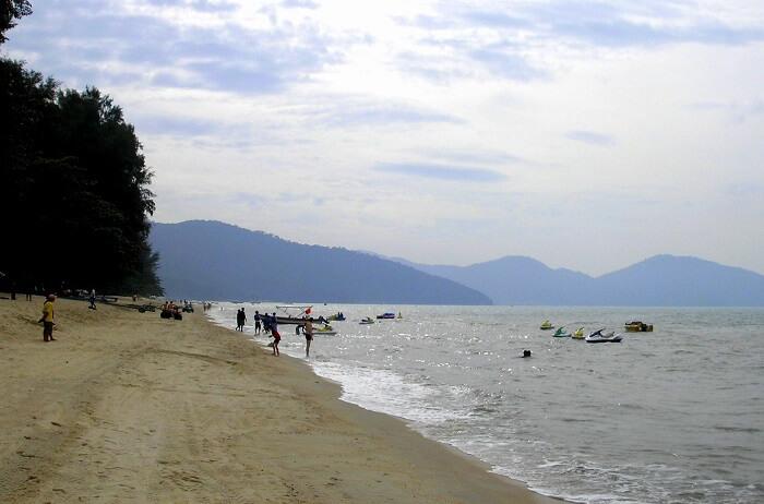 picturesque setting