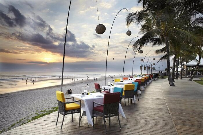 Restaurants at Seminyak