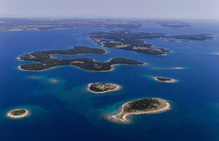 Brijuni Islands in Pula