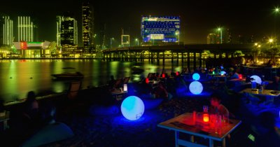 Abu Dhabi night life