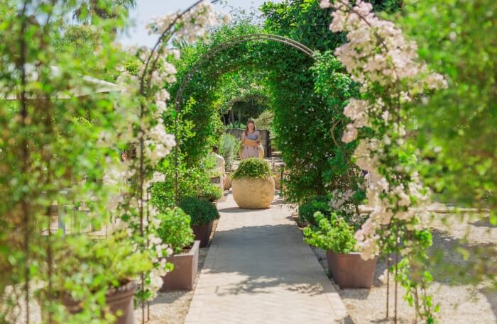 For a luxury wedding in the countryside