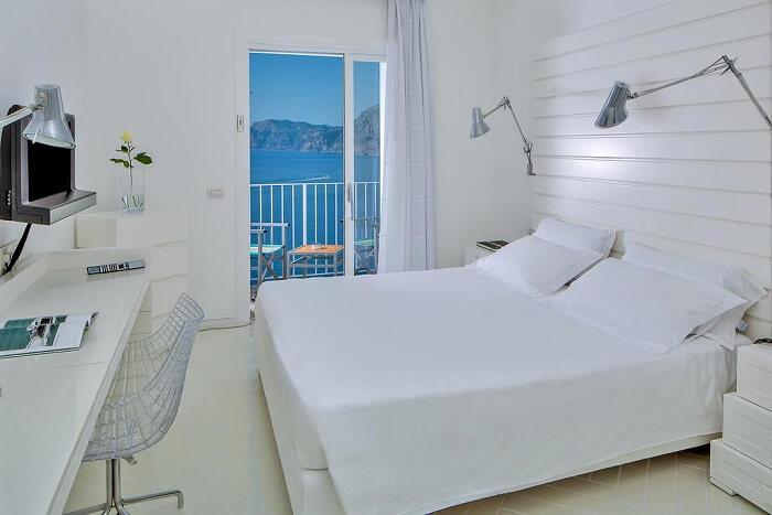 room in casa angelina hotel