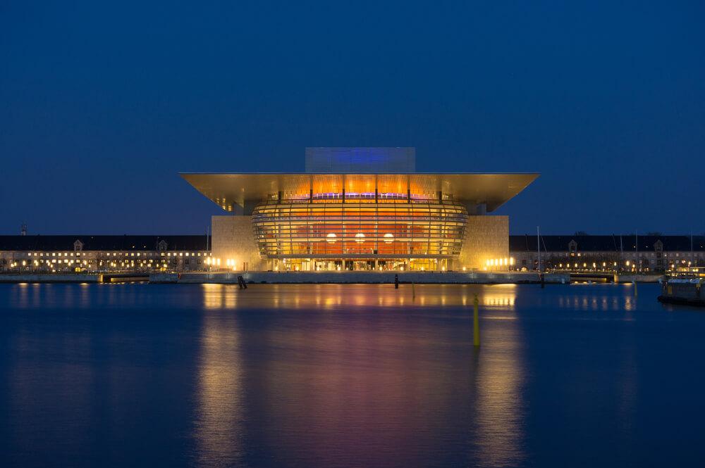 Copenhagen Opera House in Copenhagen