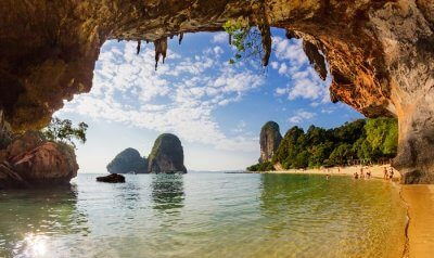 Thailand Caves