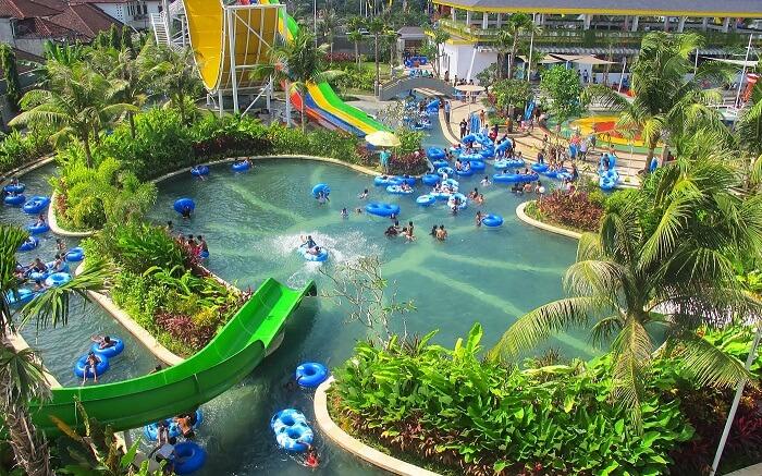 Bali Water Parks