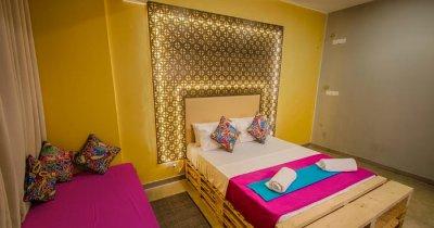Hostel room in Colombo