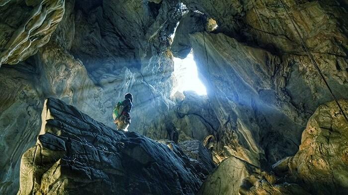 Crazy Horse Cave