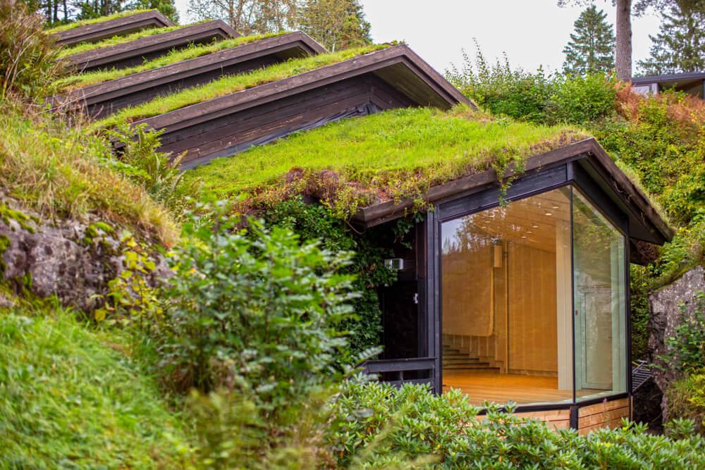 a delightful swiss wooden villa