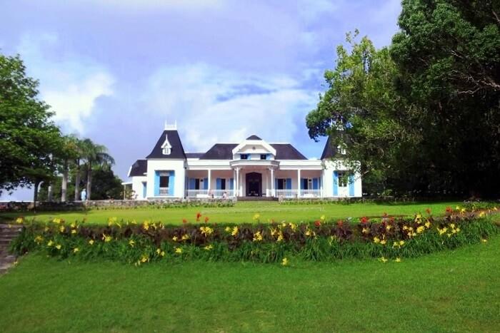 Eureka House