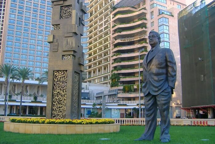 Experience the architecture of beirut