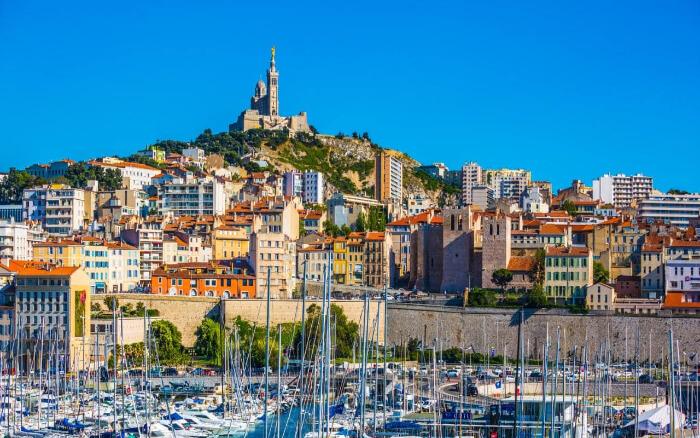 Marseille's biggest tourist draw