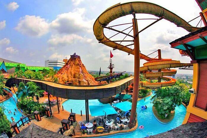 Fantasia Water Park bangkok