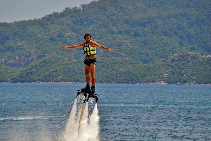 Flyboarding singapore