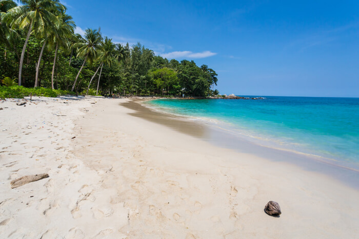 Freedom Beach in Koh Hae Thailand