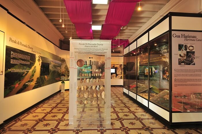 Grab some culture at Ipoh's museums