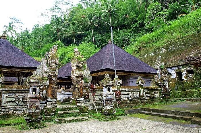 Gunung-Kawi-Tomb