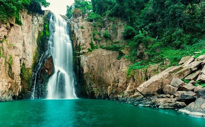 Haew Narok Waterfall