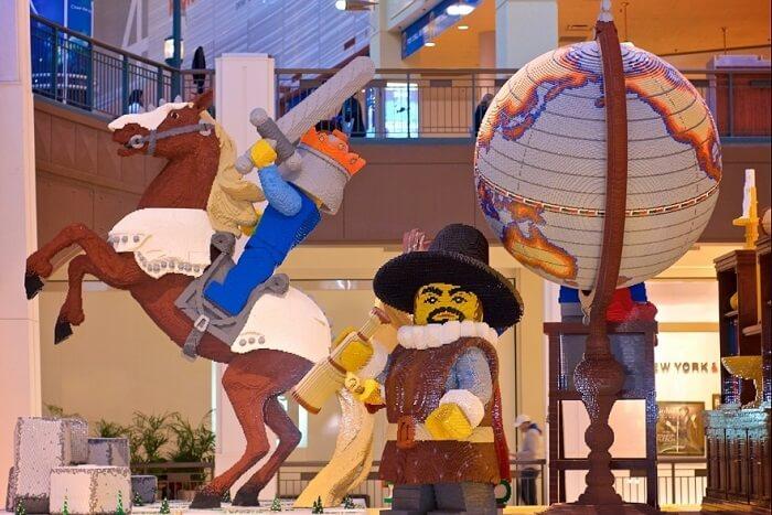 Have fun at Movie Animation Park Studios