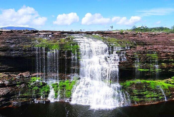 Hike to El Sapo Waterfall