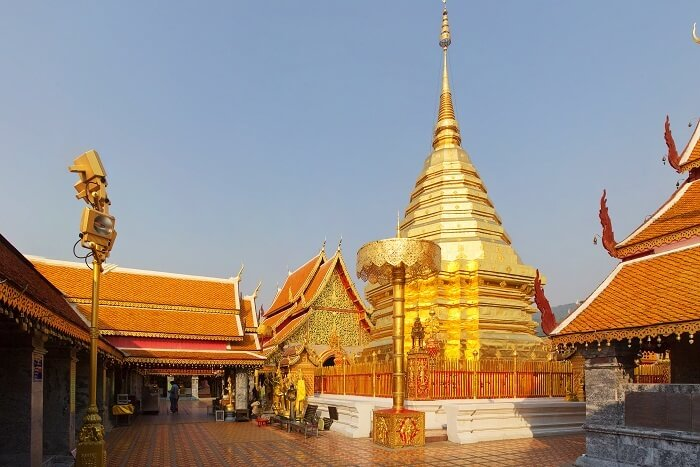 History Of Wat Phra That Doi Suthep