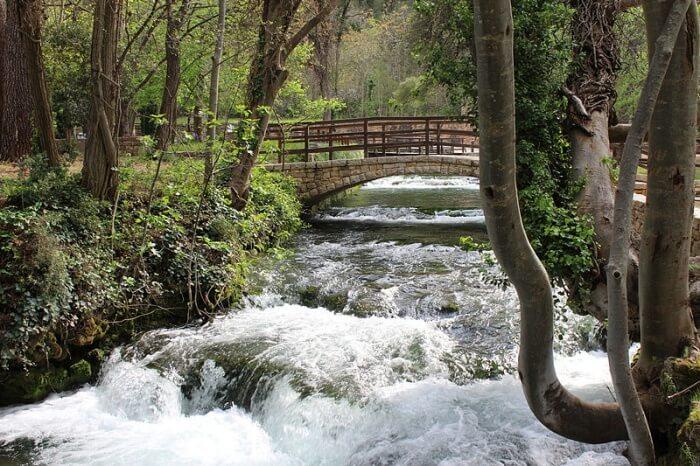How to reach Krka National Park
