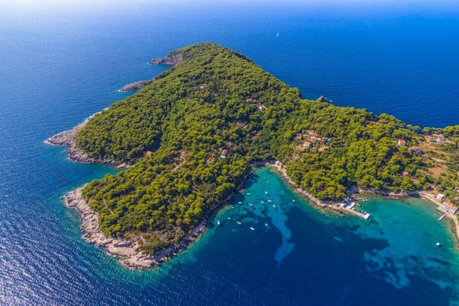 Jakljan Island