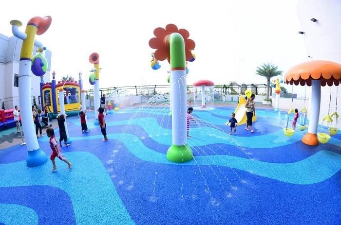 Katong Wet Playground
