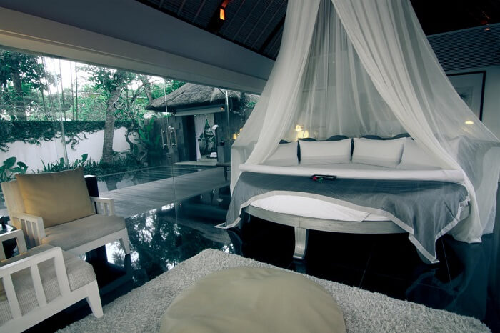 offers the most serene of Bali experiences