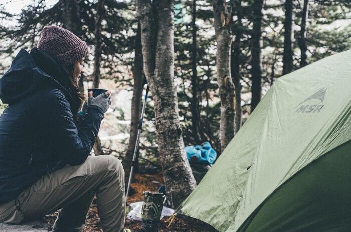 Kenzan Luxury Mobile Camp
